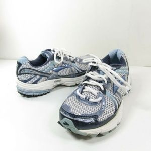 Brooks GTS 12 Running Shoes Blue White 1201001B478